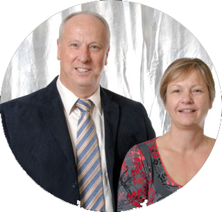 Pastor John & Lynette Starr